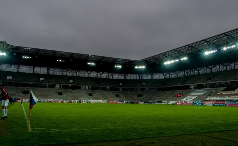 15.05.20 - Mecz ekstraklasy piłki nożnej Górnik Zabrze - Lechia Gdańska, Zabrze, 20 maja 2015, n/z stadion. fot. Pawel Franzke / it's shardac! / www.shardac.eu